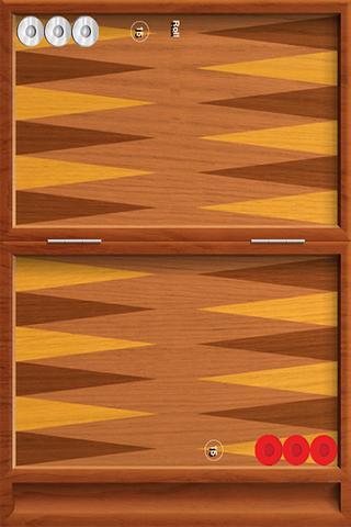iTavli-Three Backgammon games - screenshot
