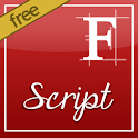 ★ Script Font - Rooted ★ icon