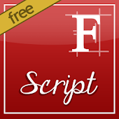★ Script Font - Rooted ★
