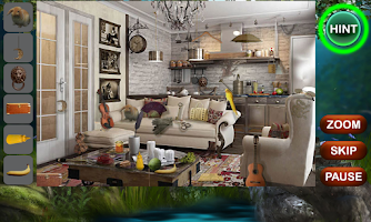 Screenshot of Art Hidden Objects