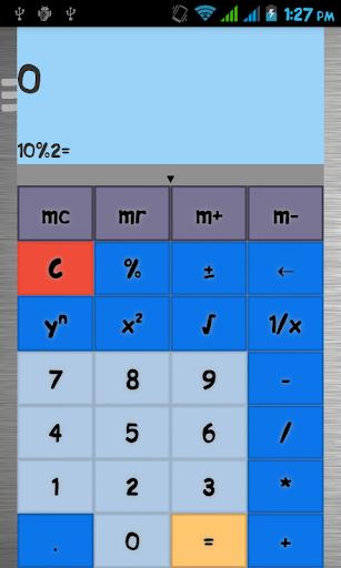Calculator: Math and Geometry