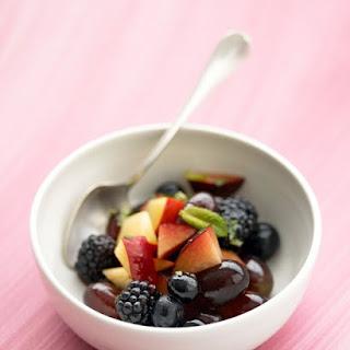 Ruby Fruit Salad