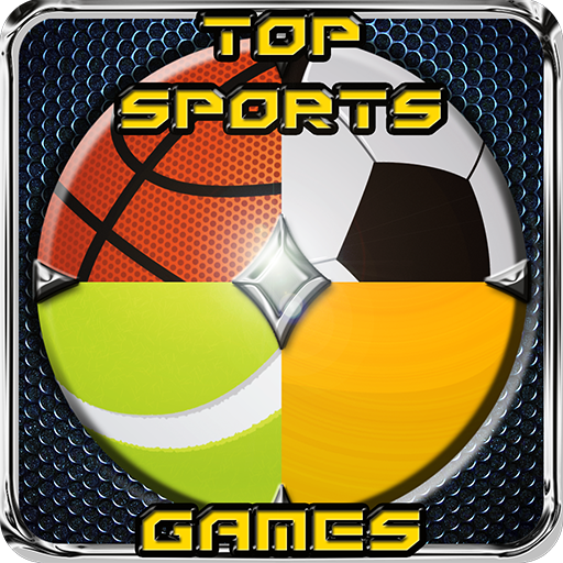 顶级的体育游戏 體育競技 App LOGO-APP試玩