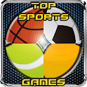 Top sports games icon