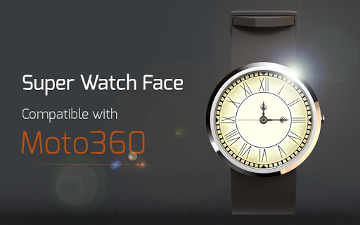 Super Watch Face