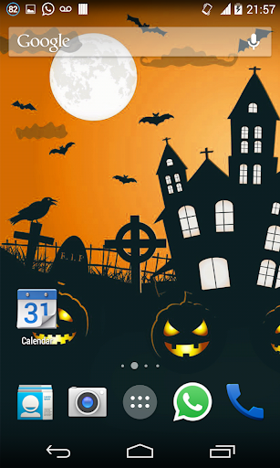 Halloween HD Live Wallpaper 15