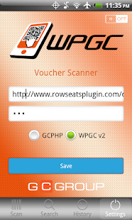 WPGC Scan- screenshot thumbnail