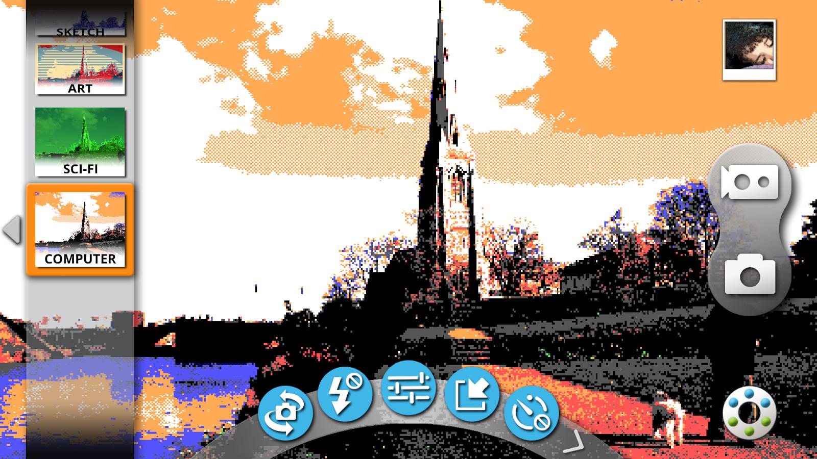 Camera 2 - screenshot