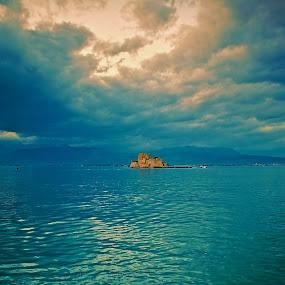 the fort by Argirios Kostaras - Landscapes Travel (  )