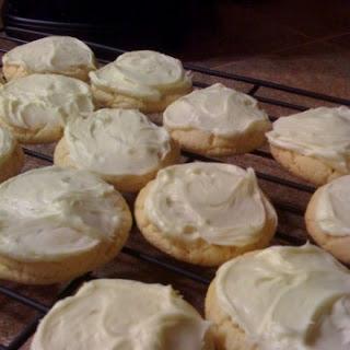 Almost Archway Lemon Cookies
