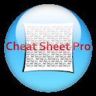cheat sheet Pro (crib) icon