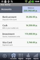 Screenshot of Rise Money Free