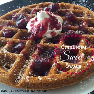 Cranberry Sweet Sauce