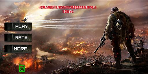 Sniper Shooter HD