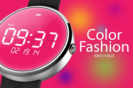 Color - Fashion Watch Face
