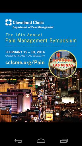 Pain Management 2014