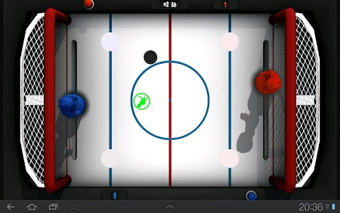Table Hockey HD- screenshot thumbnail