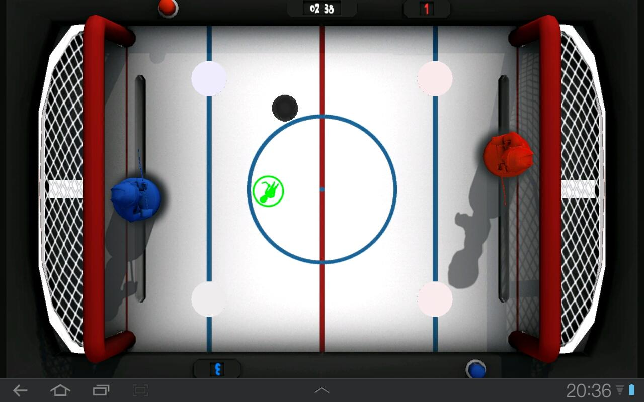 Table Hockey HD- screenshot