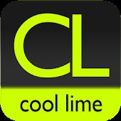 AOKP CM10.1 CM9 CoolLime Theme