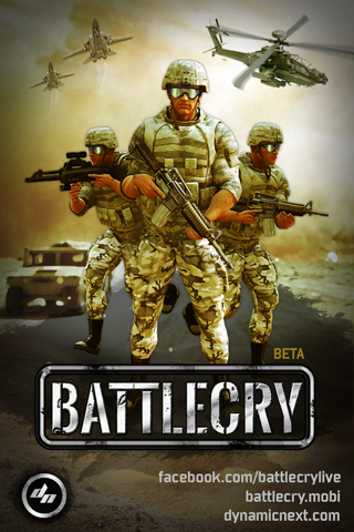 World War Game Battle Cry- screenshot