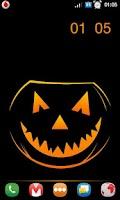 Screenshot of Halloween! Theme Go Launcher