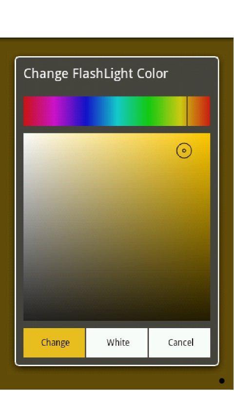 KudoCode™ FlashLight- screenshot
