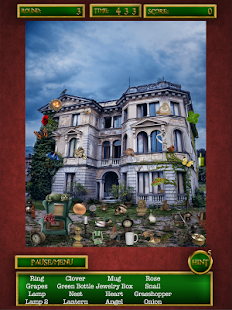 Hidden Objects Haunted Houses FREE- screenshot thumbnail