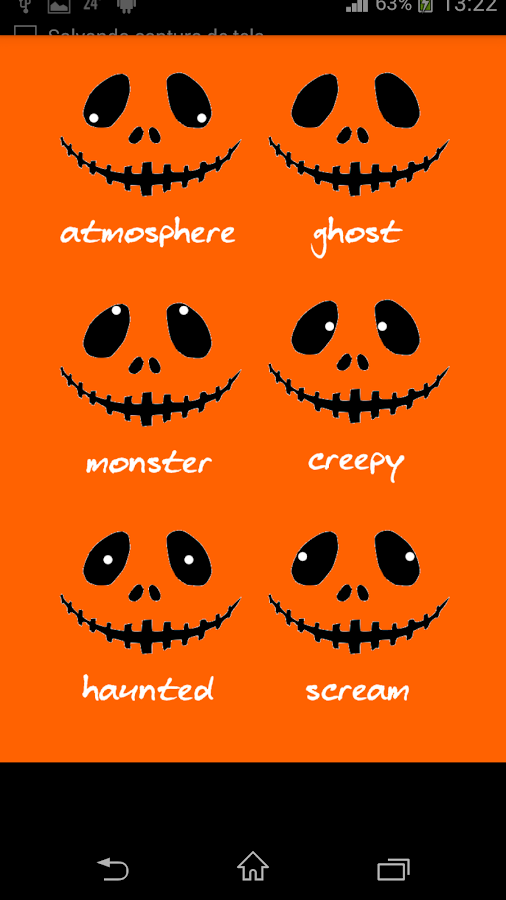 Scary Sounds Halloween - Android Apps on Google Play