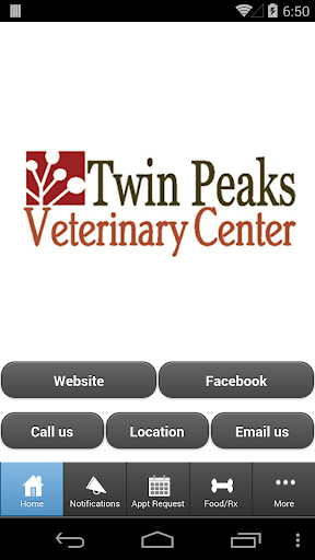 Twin Peaks Veterinary Center