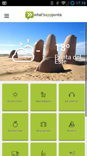appGuide Punta