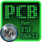 PCB Green HD TSF Shell Theme