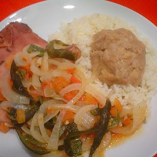 Chulirrajas (Mexican Pork Chops).