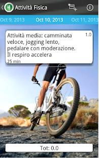 Diario Dieta Punti Free - screenshot thumbnail