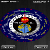 Globetimer World Clock 2.3