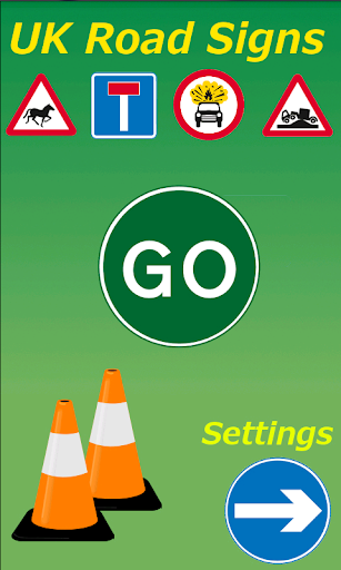 UK Road Signs Pro