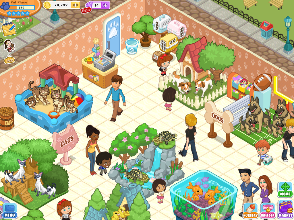 Pet Shop Story Renaissance Android Apps On Google Play