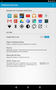 Notification Shortcuts v4.1.0
