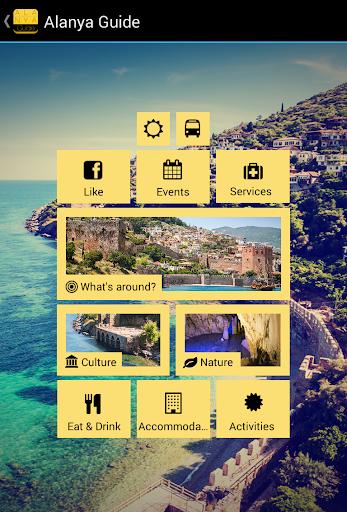 【免費旅遊App】Alanya Guide-APP點子