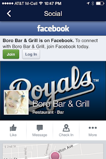 The Boro Bar & Grill- screenshot thumbnail