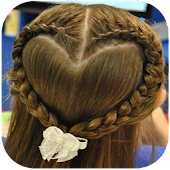 French braids: Women hairstyle