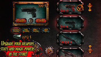 Screenshot of Devil Slayer Gunman