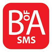 Bank of America SMS Widget