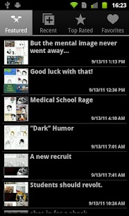 App Rage Comics APK for Kindle