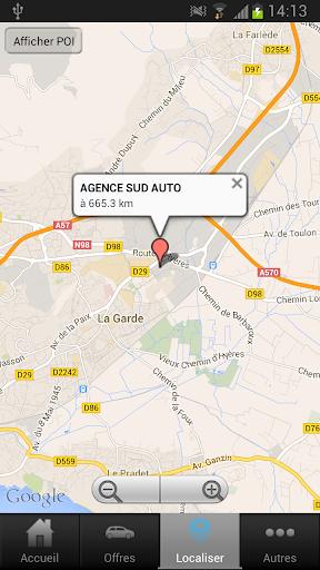 【免費生活App】AGENCE SUD AUTO-APP點子