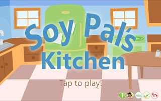 Screenshot of Soy Pal's Kitchen