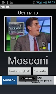 Germano Mosconi - screenshot thumbnail