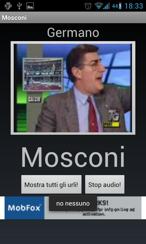 Germano Mosconi - screenshot