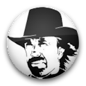 Chuck Norris Awesomeness logo