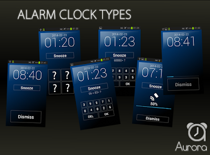 Alarm Clock Aurora- screenshot thumbnail
