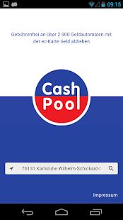 CashPool – Geldautomaten- screenshot thumbnail